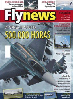 Portada del número 86 de Fly News.