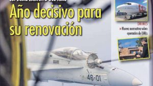 Hemos dedicado la portada de nuestro número 102 a nuestro especial sobre el Ejército del Aire.