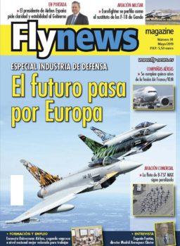 La industria aeroespacial de defensa española protagoniza nuestra portada este mes.
