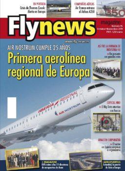 Air Nostrum cumple 25 años.