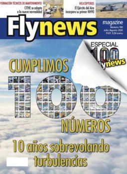 Cumplimos 10 años y 100 números en Fly News.