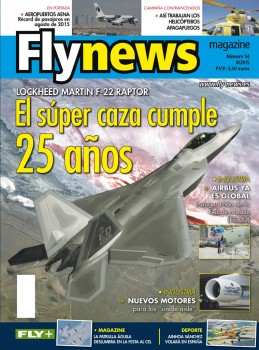El F-22, el supercaza de la USAF ha cumplido 25 años de su primer vuelo.