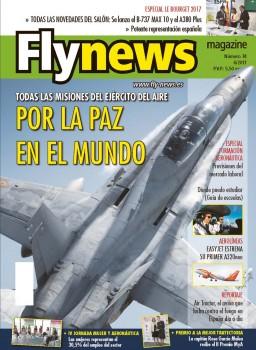 Este mes dedicamos nuestra portada a las misiones que el Ejército del Aire tiene desplegadas en diversos países en misiones de paz.