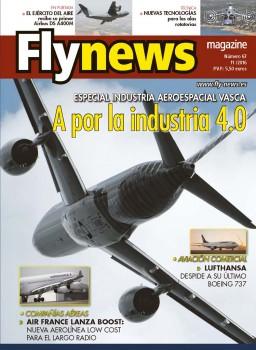 Hegan, el Clúster aeronáutico del país vasco presenta su nuevo plan industrial.