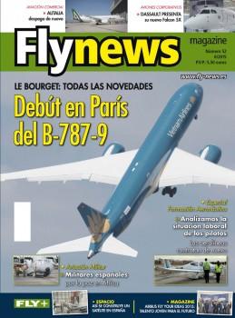 El despegue del Boeing 787-9 ha sido una de las novedades más comentadas en el salón de Le Bourget de este año.