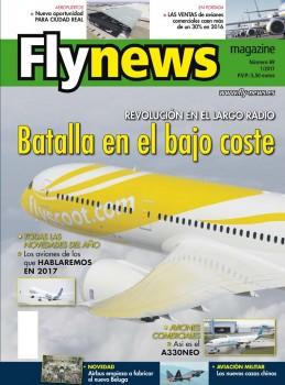 """Dedicamos nuestra portada a los vuelos low cost de largo radio, la """"nueva"""" amenza para las aerolíneas de red."""