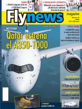 Airbus y su nuevo A350-1000 protagonizan nuestra portada de este mes sin olvidar temas como nuestro especial sobre la industria de Defensa en España.