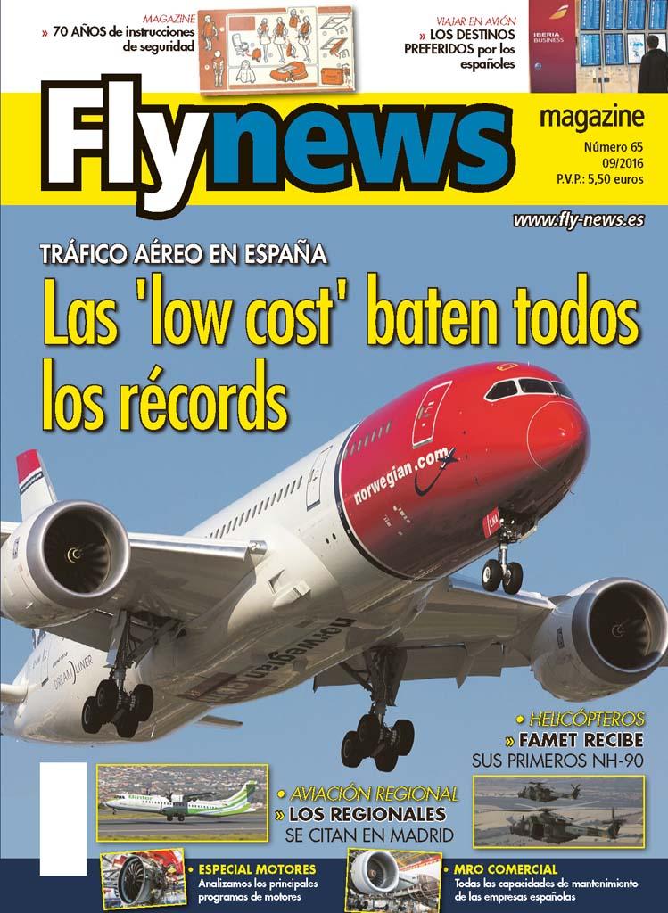 Fly news n mero 65 fly news for Vuelos de barcelona a paris low cost