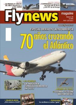 Iberia fue la primera aerolínea europea en retomar los vuelos a Latinoamérica tras la Segunda Guerra Mundial.