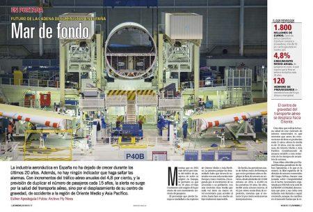 Algunas de las más importantes empresas aeronáuticas españolas se están vendiendo a sociedades extranjeras.