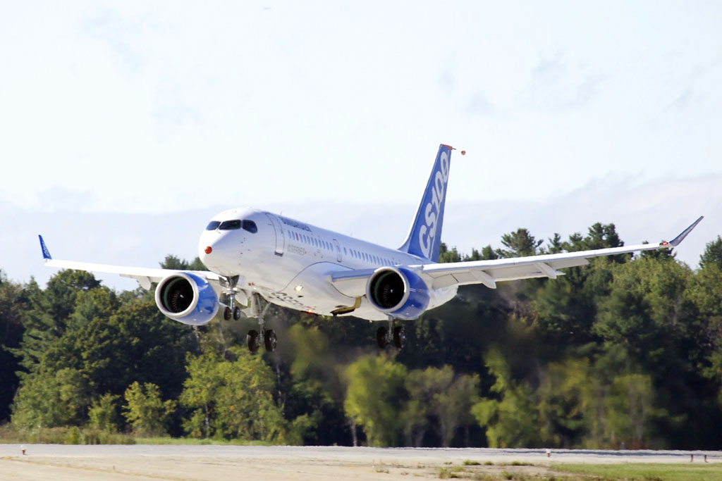 Bombardier CSeries