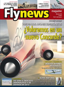 Portada Fly News Nº 58