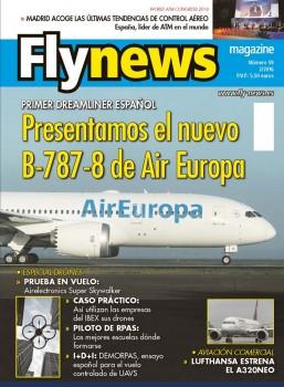 En marzo Air Europa recibirá su primer Boeing 787.