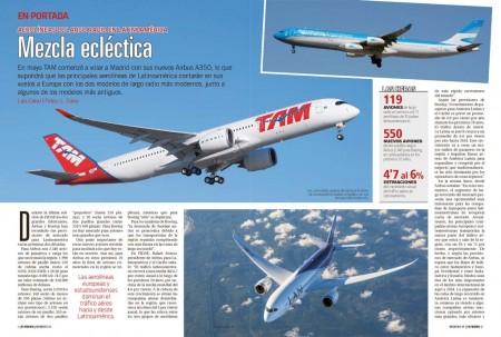 La mitad de los países latinoamericanos no disponen de aviones de largo radio.