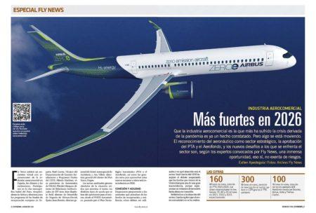 La industria aeronáurtica española debe transformarse si quiere estar cuando llgue la recuperación tras el COVID-19.