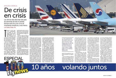 El A380 con el que abrimos este reportaje ha sido la más importante víctima de la crisis del COVID-19 en la aviación comercial.