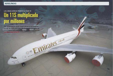 El transporte aéreo no volverá a ser el mismo tras el COVID-19.