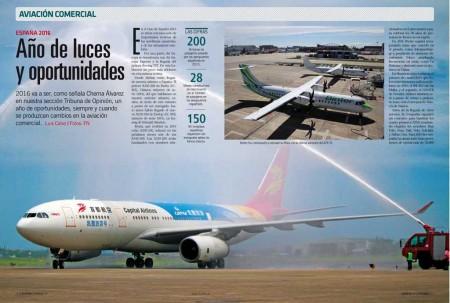 Capital Airlines comienza a volar a Madrid el 28 de diciembre de 2015.