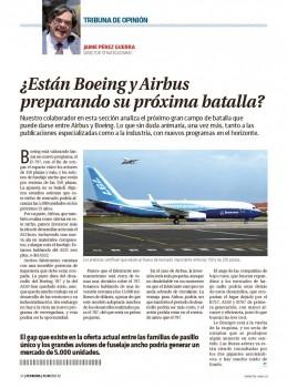 La batalla de las 250 plazas será el próximo enfrentamiento entre los dos grandes fabricantes de aviones para sustituir al Boeing 757.