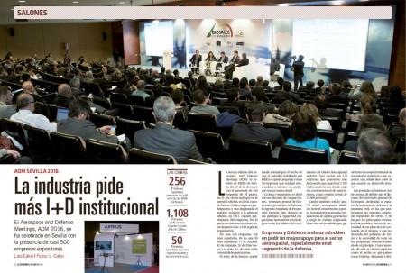 ADM combina conferencias con encuentros b2b y una exposición a cargo de las empresas.