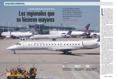 Aviones regionales Fly News 58