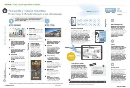 El Big Data, la realidad aumentada, y la personalización de la oferta digital ya han llegado a los aeropuertos.