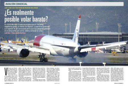 Volar barato no termina de ser un buen negocio para las aerolíneas.