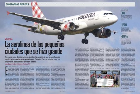 Volotea ha completado la renovación de su flota del Boeing 717 a la familia Airbus A320.