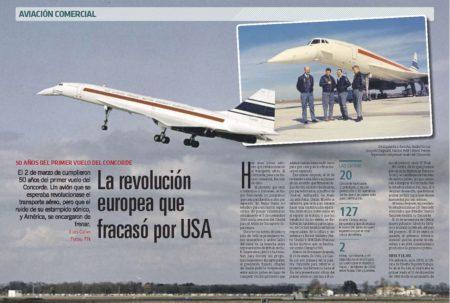 Al Concorde le faltó capacidad de pasaje y autonomía y le sobraron enemigos.