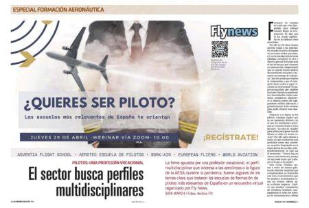 Las escuelas de pilotos se han sentido abandonadas por la administración durante el COVID-19.