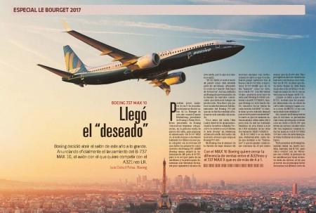 El B-737 MAX 10 y el A321neo LR son los nuevos reyes de los dos grandes fabricantes en el nuevo envite para sustituir al Boeing 757.