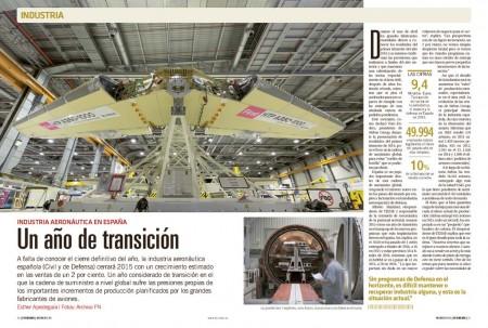 Airbus Group es el mayor contratista de la empresa aeronática española.