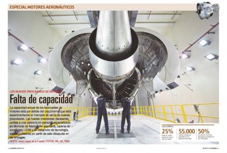 Los fabricantes de motores están siendo en gran medida los culpables de los retrasos y problemas de los últimos aviones comerciales.