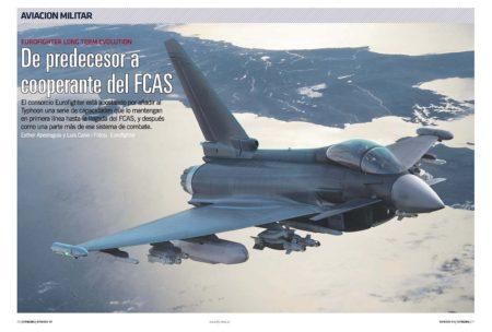 El Eurofighter estará en servicio como mínimo hasta el año 2050.