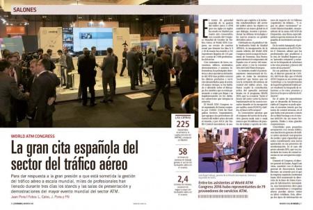El World ATC Congress se celebrará en Madrid al menos hasta el año 2020.