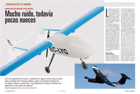Especial mercado drones