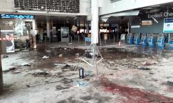 El 23 de marzo atentado suicida en el aeropuerto de Bruselas, con  30 muertos y más de 230 heridos.