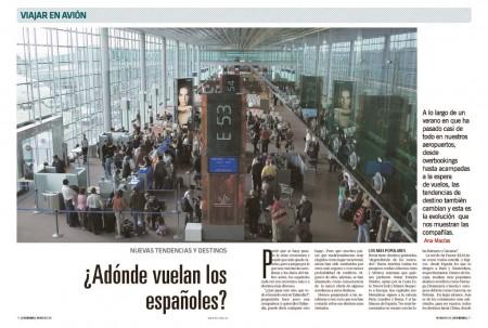Nueva York es uno de los destinos de largo radio más demandados por los pasajeros españoles, y casi les da igual qué aerolínea usar para su desplazamiento.