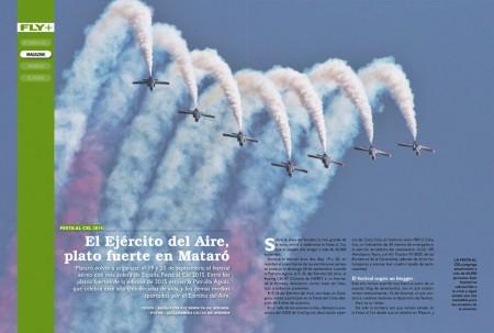 La Festa al Cel es ya el festival aéreo con mayor tradición en España.