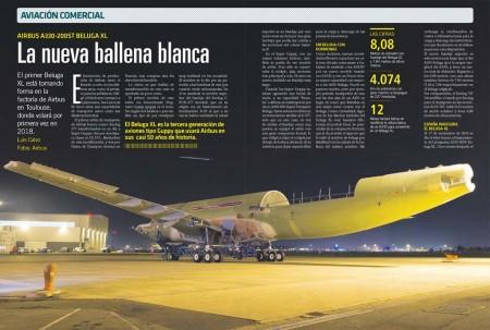 El primer A330 Beluga XL ha salido de la cadena de montaje,pero todavía faltan 18 meses de trabajo hasta que vuele por primera vez.