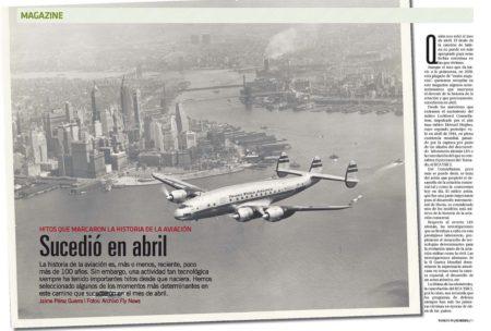 """El pasado mes de abril se celebraron diversas efemérides aeronáuticas, entre ellas el """"descubrimiento"""" del gran centro de ensayos aeronáuticos de la Alemania de Hitler."""