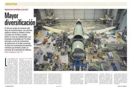 El año que acaba de empezar está lleno de incertidumbres para la industria española.