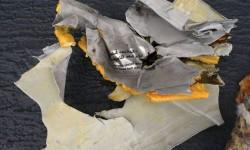 Restos de un salvavidas del avion Egyptair desaparecido el 19 de mayo de 2016