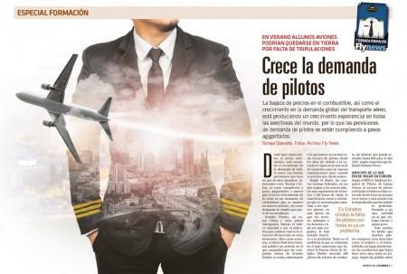 Completamos nuestro especial formación con un análisis de la profesión de piloto y de escuelas de formación en España.