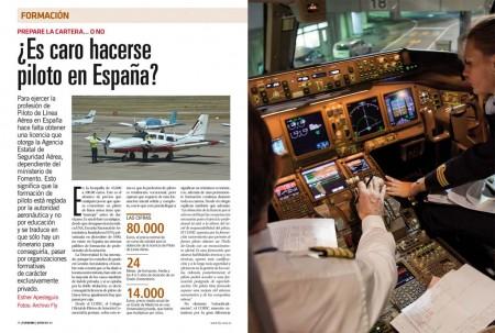 En España hacerse médico, sin repetir ningún año, es sólo algo más barato que hacerse piloto.