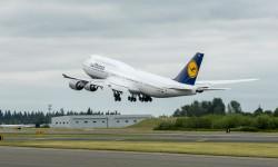 La SEC considera muy optimistas las cuentas de Boeing sobre el programa B-747-8