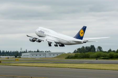 Boeing 747-8I de Lufthansa