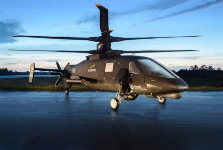 El diseño el S-97 Raider está siendo financiado por Sikorsky y sus socios.