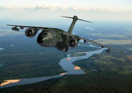 CESA realizará un componente para el Embraer KC-390