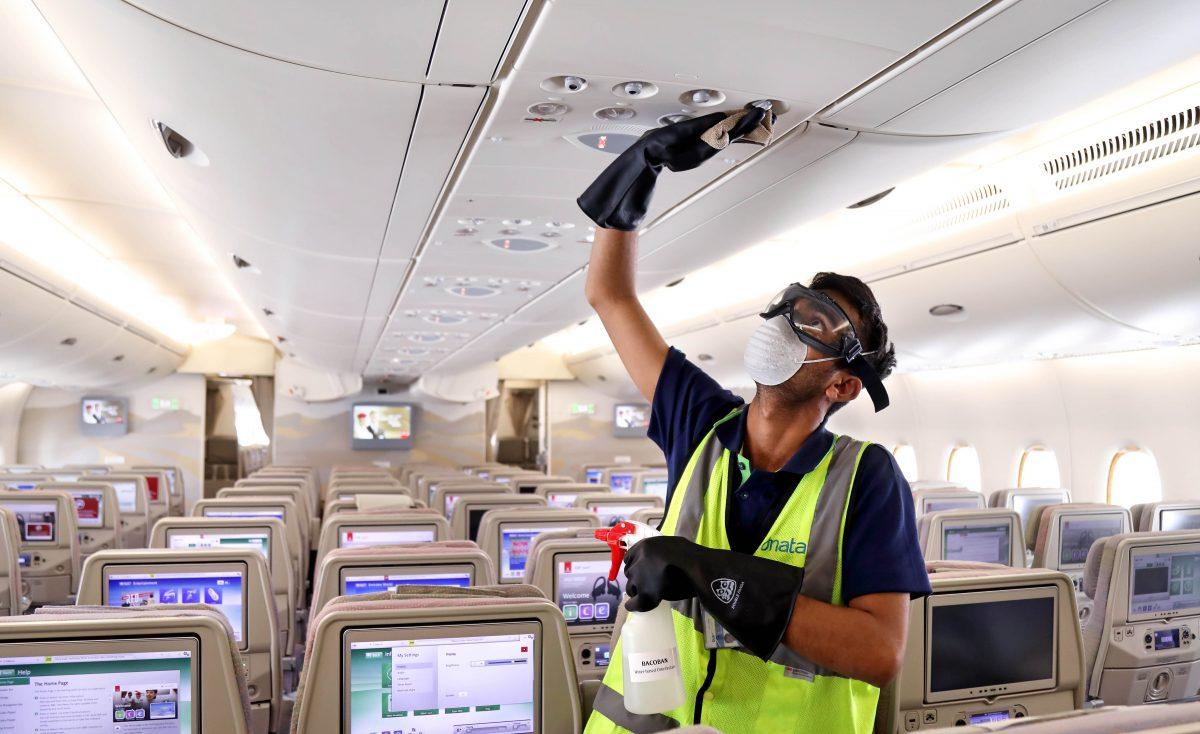 EASA emite una directiva de seguridad para mitigar la propagación del  coronavirus | Fly News
